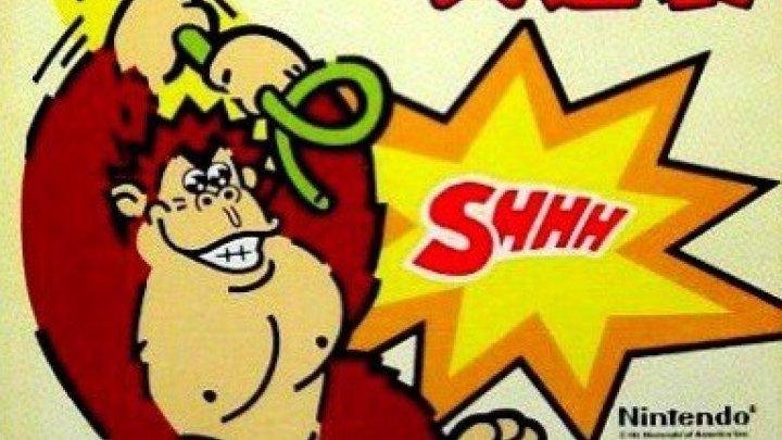 Donkey Kong 3: Dai Gyakushu