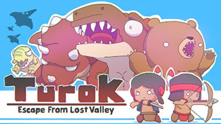 Turok and roll on Steam with the Dinosaur Hunter's return