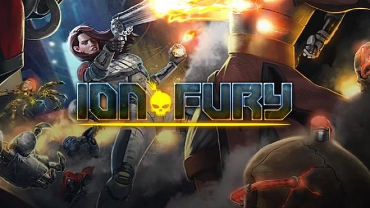 Ion Maiden becomes Ion Fury thanks to litigation