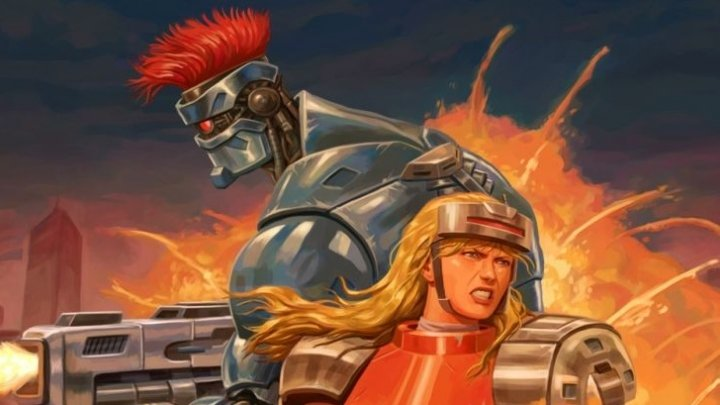 Praising Blazing Chrome