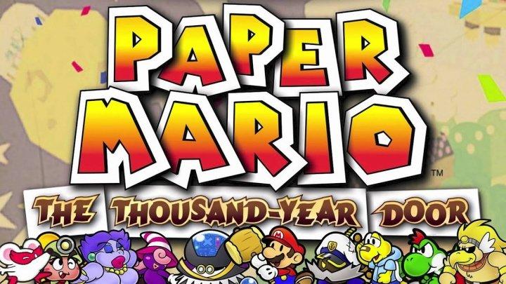 Paper Mario: The Fifteen-Year Roar