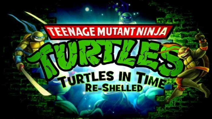 Turtles in Time Re-Shelled: Heroes in a Half-Assed Remake