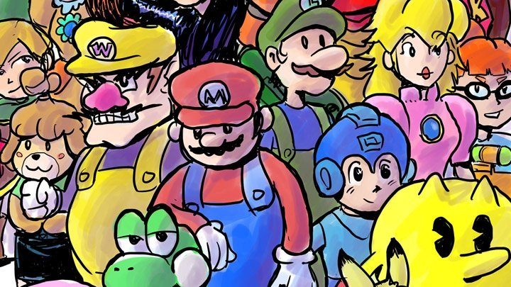 We talk Smash Bros., Tomb Raider, and YOUR letters