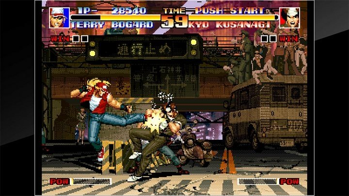 25 years ago, SNK crowned themselves the King of Fighters