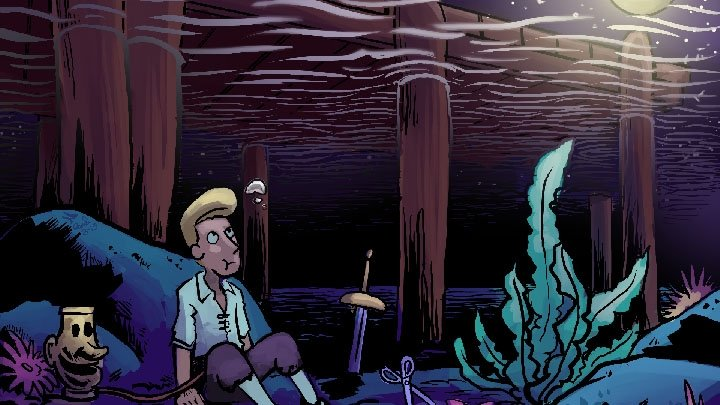 Retronauts Episode 244: The Secret of Monkey Island