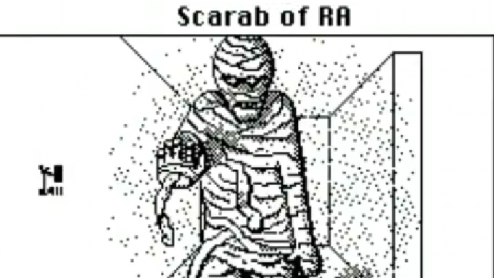 Re(?)Considered: Scarab of Ra