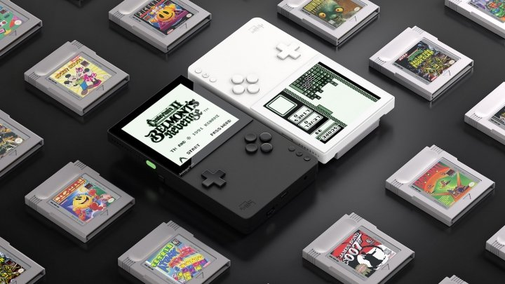 Handheld gaming gets the reboot it deserves next year with the Analogue Pocket