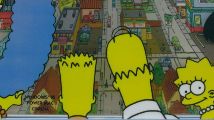 Re(?)Considered: The Simpsons: Virtual Springfield