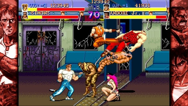 30 years ago Final Fight proved first isn't always best