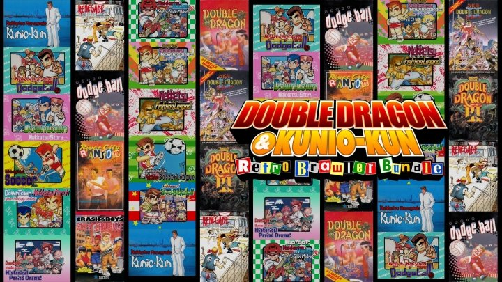 Kunio-kun classics heading west for the first time