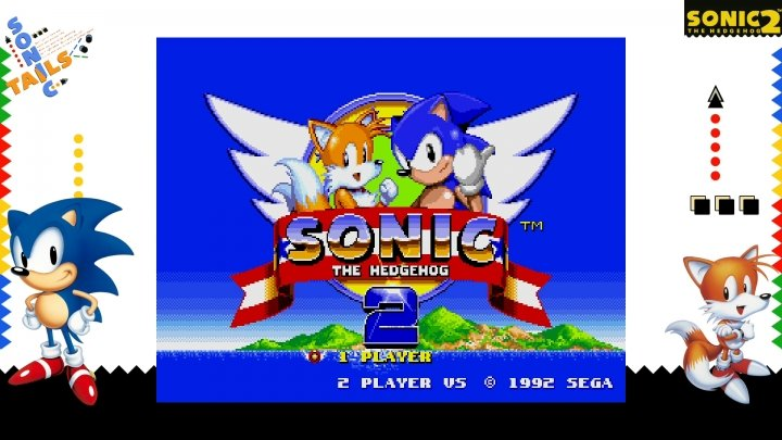 Sonic the Hedgehog 2 hits Switch