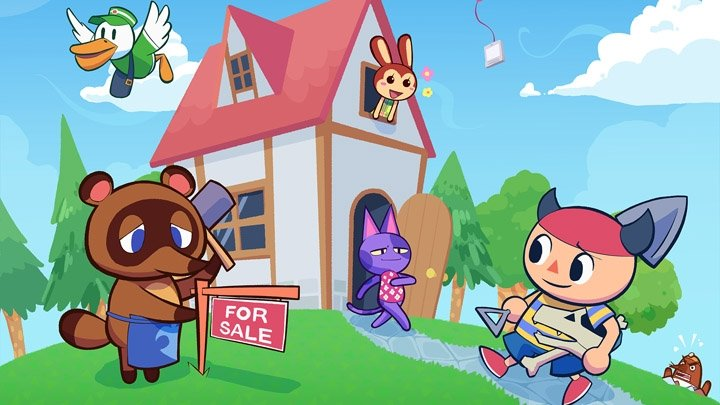 Escape for a little while with our Animal Crossing episode