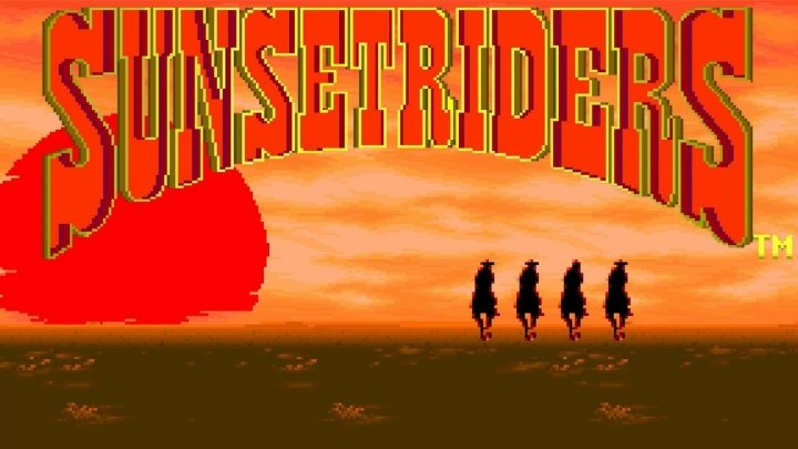 Sunset Riders is galloping onto Switch