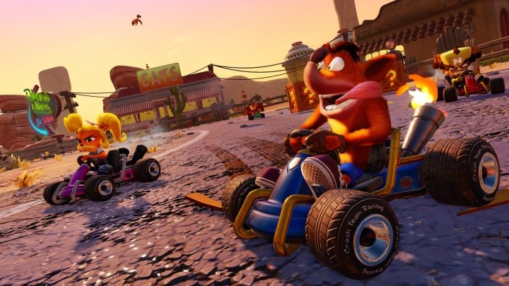 Crash Team Racing Nitro-Fueled completes its circuit