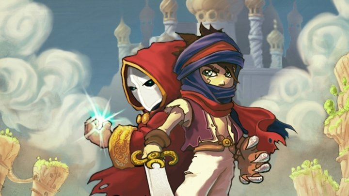 All Together Then: The Forgotten Prince of Persia