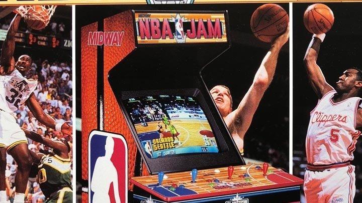 NBA Jam: The Book: The Endorsement