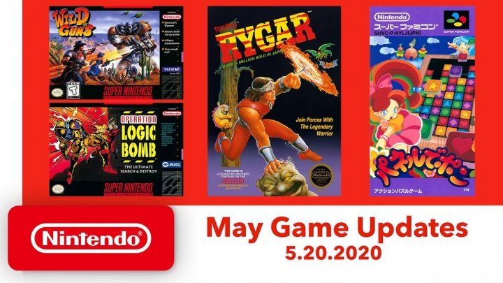 Retro Re-release Roundup, week of May 21, 2020