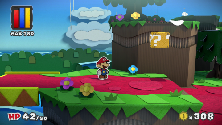 In defence of modern Paper Mario