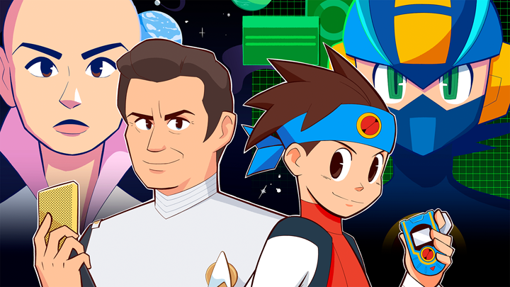 Retronauts Episode 302: Star Trek The Motion Picture & Mega Man Battle Network
