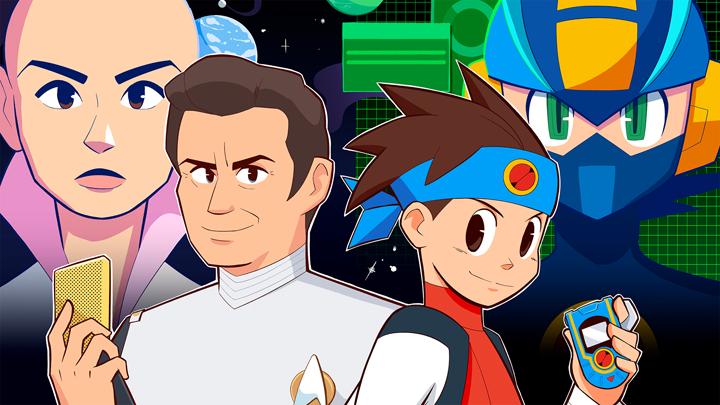 Retronauts Episode 302: Star Trek The Motion Picture & Mega Man Battle Network