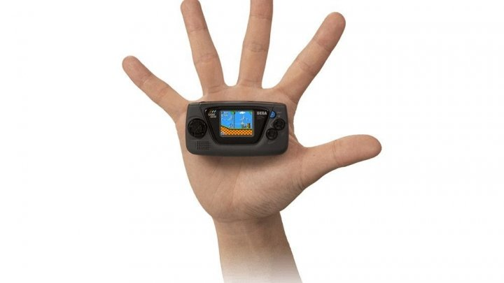 Game Gear Micro: Minuscule appeal