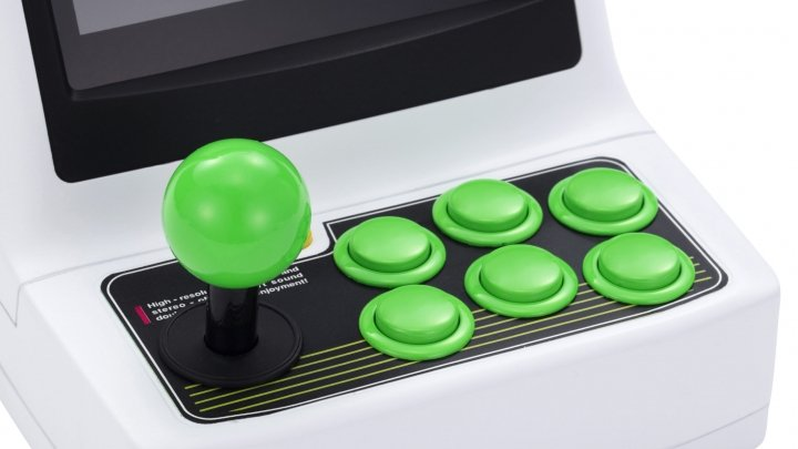 Astro City Mini is bringing Sega arcade classics home