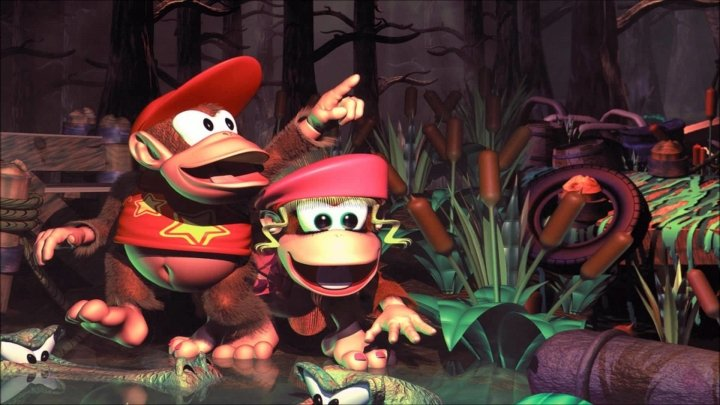 All Together Then: Donkey Kong Country