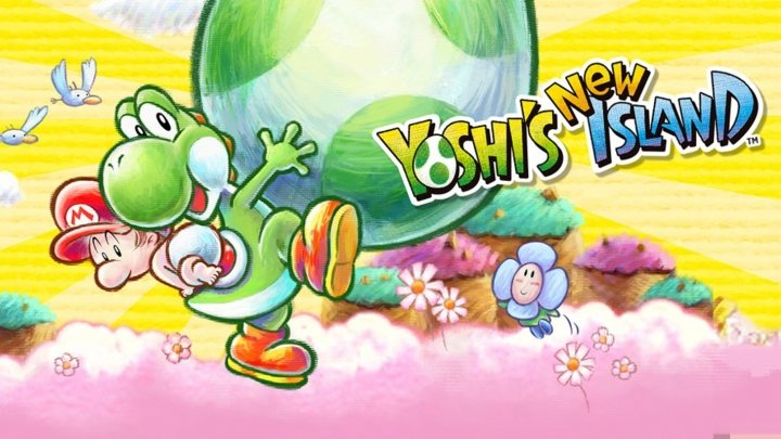 All Together Then: Yoshi's handheld islands