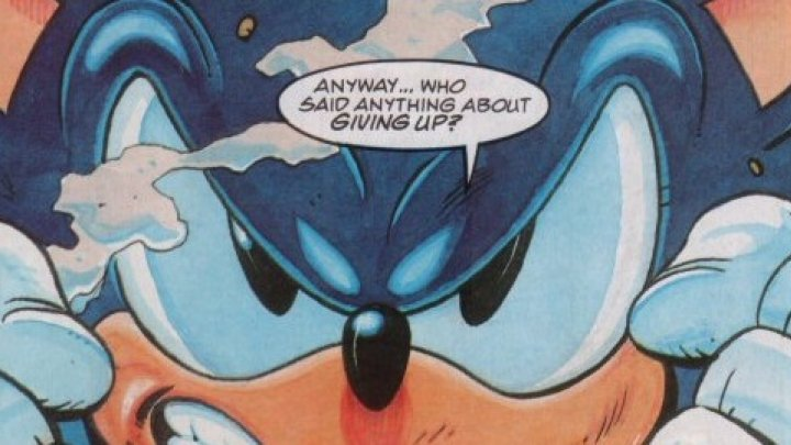 Re(?)Considered: Sonic the Comic