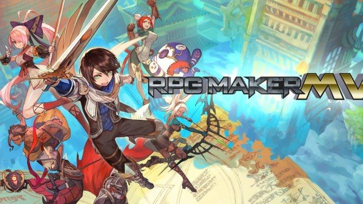 RPG Maker MV: The MV stands for Making Videogame