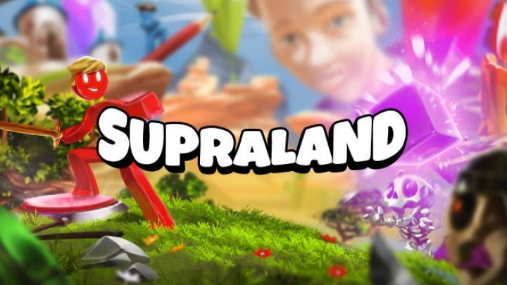 Supraland is retro in all the right ways