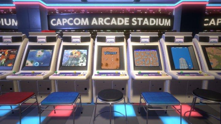 Capcom Arcade Stadium: Stadium events