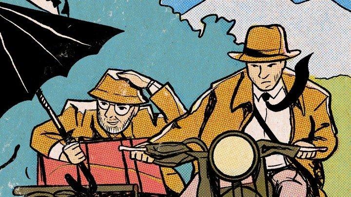 Retronauts Episode 362: Indiana Jones and the Last Crusade