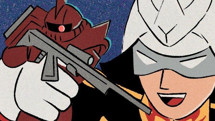 Retronauts Episode 368: Gundam (Universal Century)