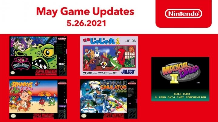 Retro Re-release Roundup, week of May 20, 2021