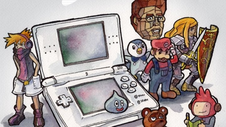 Relive the days when Nintendo's handheld announcements made you happy, not angry