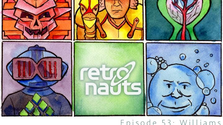 Episode 53 looks at arcade legend Williams...
