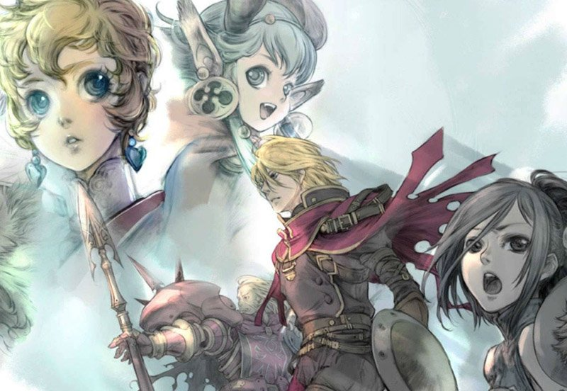 Well, it's practically retro, anyway: Radiant Historia