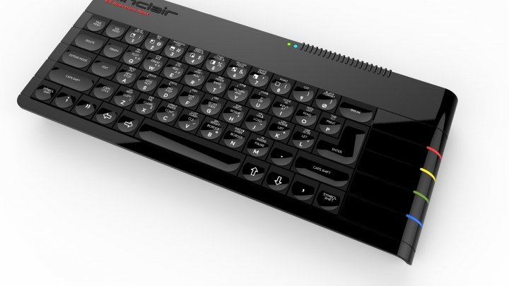 The ZX Spectrum Next Stretches out to 400K on Kickstarter