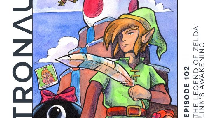 Retronauts Episode 102: The Legend of Zelda - Link's Awakening
