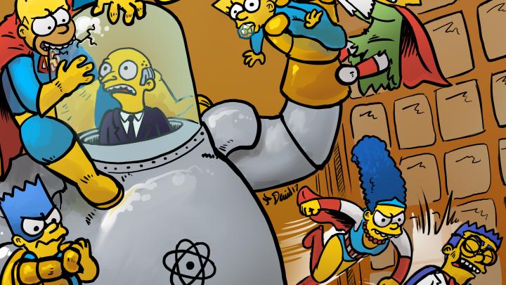 Retronauts Micro 63: The Simpsons Arcade